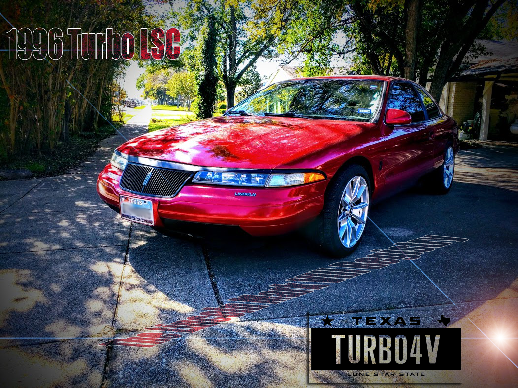 Our 1996 Custom Turbocharged Lincoln Mark Viii The Mark Viii Tuning Registry Legacy Site